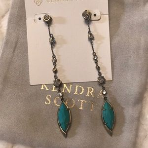 Kendra Scott land earrings